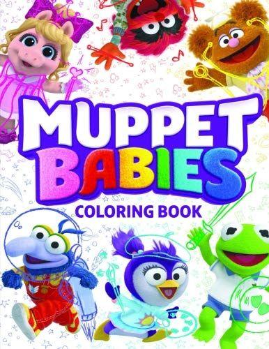 Muppet Babies Coloring Book 60 Premium Quality Images Fr Https Www Amazon Com Dp 1726175537 Ref Cm Sw R Pi Dp U Coloring Books Muppet Babies Baby Colors