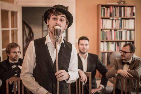 Jazz Sanger Fur Hochzeiten In Ganz Osterreich Jazz Sanger Live Band