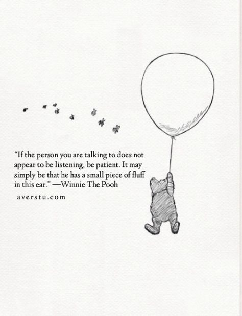 Winnie The Pooh Quotes (will add to my site soon.)