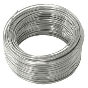 Ook 110 Ft 25 Lb Galvanized Steel Wire 50131 The Home Depot Galvanized Steel Galvanized Wire