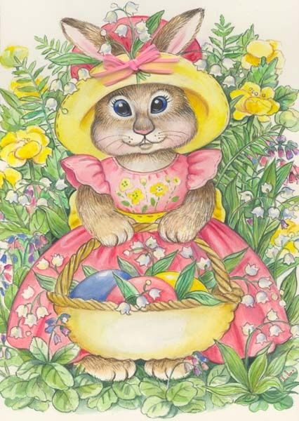 Easter - Irina Y. Lombardo - Illustration & Design