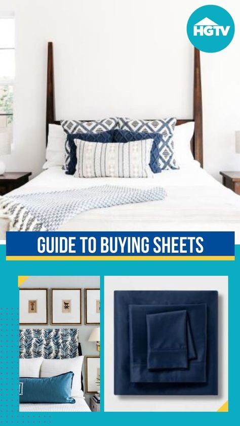 Discover how to choose sheets that are soft, comfortable and long-lasting. Plus, find out why thread count matters and compare microfiber vs. cotton sheets. 💕 🛏