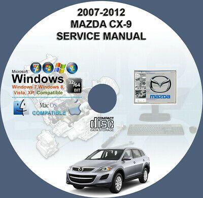 Advertisement Ebay Mazda Cx 9 Service Repair Manual 2007 2008 2009 2010 2011 2012 Owners Manual With Images Repair Manuals Mazda Cx 9 Grand Vitara