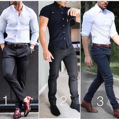 Bad boy gentleman shirt