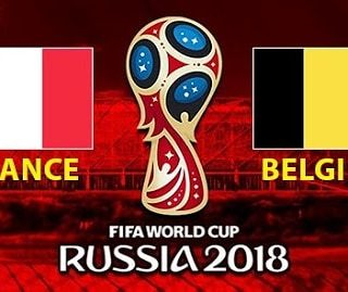 Tonight At 1am We Have The First Semi Final With France Vs Belgium Good Luck To All Our Friends From Both Co In 2020 France Vs Belgium Fifa World Cup World