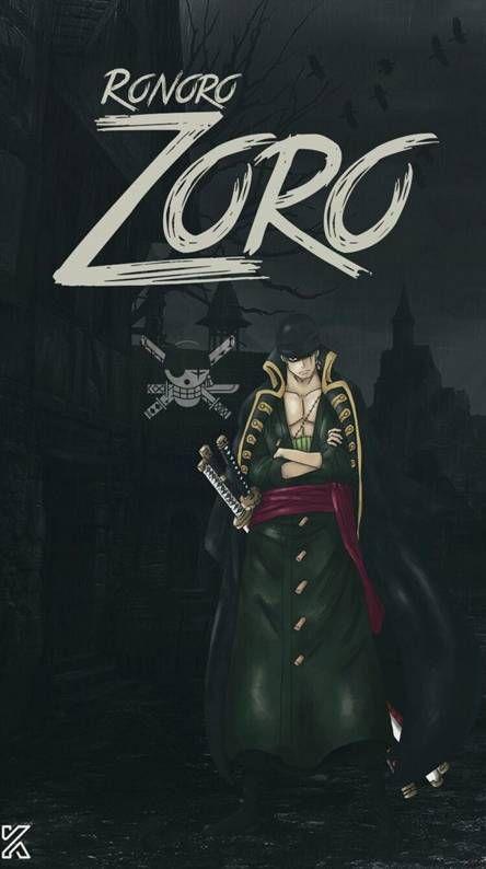 Ideas For Iphone Zoro One Piece Wallpaper Hd Images Di 2020 Topi Jerami Animasi Karakter Animasi