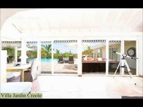 St. Martin / St. Maarten rental villa, Jardin Creole #stmaarten ...