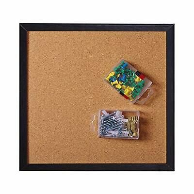 Corksidol Cork Board Bulletin Board 12 X 12 Square Wall Tilesmodern Black Fashion Home Garden Homedcor Messageboardshol In 2020 Cork Board Wall Tiles Square Tile
