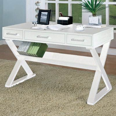 Cool And Contemporary White Desk India Only In Smart Homefi Design Desk Writing Desk Modern Simple Writing Desk