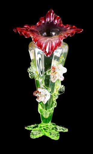 For Auction Cruet Attributed To Stevens Williams Art Glass