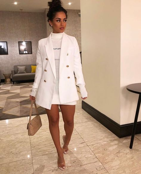 Cute Casual Outfits for Women – Comfortable Stylish Clothing Ideas Boujee Outfits, Cute Casual Outfits, Stylish Outfits, Fall Outfits, Summer Outfits, Dress Casual, Classy Outfits For Going Out, Classy Chic Outfits, Pink Blazer Outfits