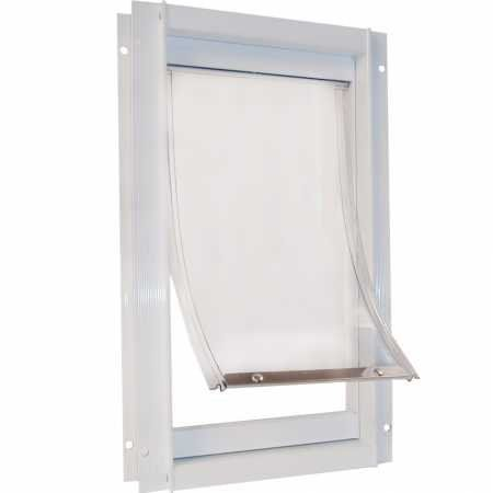 Ideal Pet Products Replacement Flap New Style Plastic Deluxe Pet Door Extra Large 10 1 2 X 15 Flap Size V 2020 G