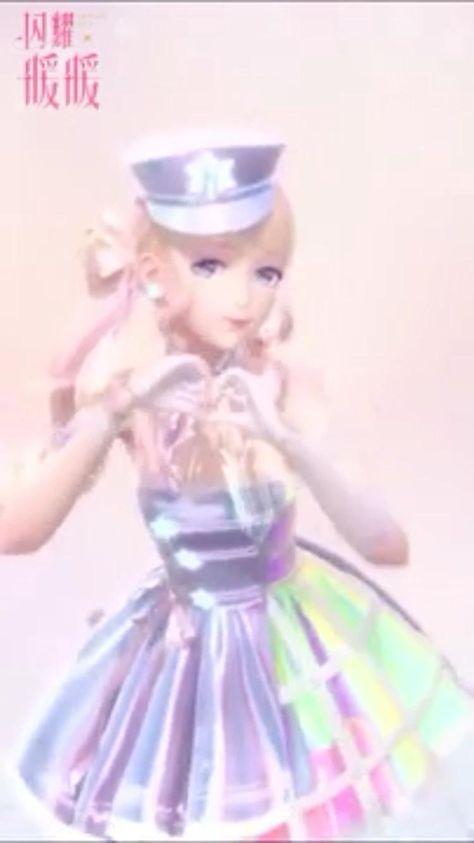 Shining Nikki dance