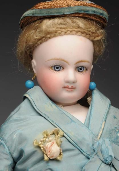 Lot# : 57 - Exquisite French Barrois Fashion Doll.