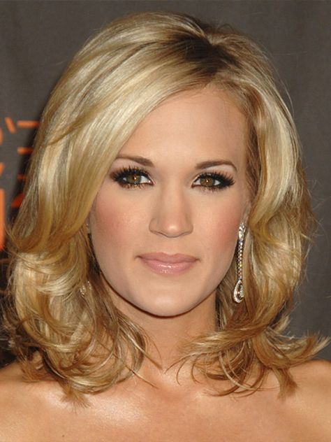 Super hairstyles for medium length hair with layers carrie ...