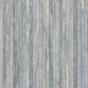 A Street Prints Deena Light Grey Weathered Wood Paper Strippable Roll Wallpaper Covers 56 4 Sq Ft 2540 24054 The Home Depot Distressed Wood Wallpaper How To Distress Wood Wood Wallpaper