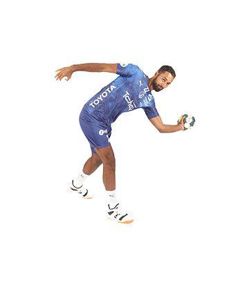 Les Joueurs Du Montpellier Handball Leurs Statistiques Handball Joueur Club Africain