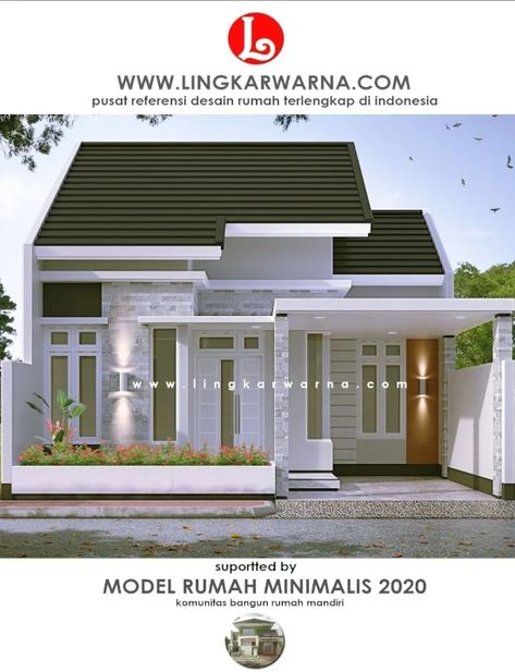Model Rumah Jaman Sekarang : model, rumah, jaman, sekarang, Rumah, Minimalis, Minimalis,, Rumah,