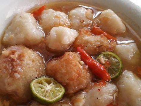 Baso Aci Kuah Pedas Ala Nissa Recipe In 2019 Cooking Recipes Ethnic Recipes Food Recipes