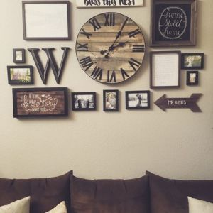 13 Diy Rustic Wall Decor Ideas For A Countryside Themed Room Wall Decor Living Room Home Decor Rustic Living Room