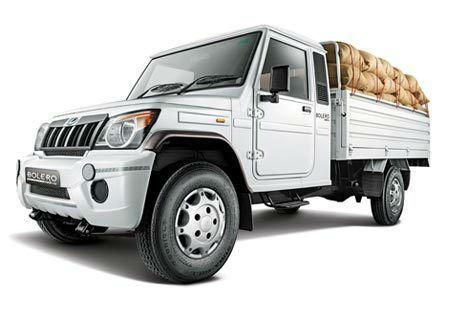 Mahindra Bolero Pickup Commercial Vehicle Car Pictures Pick Up