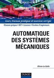 Telecharger Automatique Des Systemes Mecaniques Pdf Gratuitement Elearning Labels Techniques