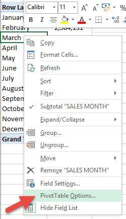 Automatically Refresh A Pivot Table Myexcelonline Excel Tutorials Microsoft Excel Formulas Excel Hacks