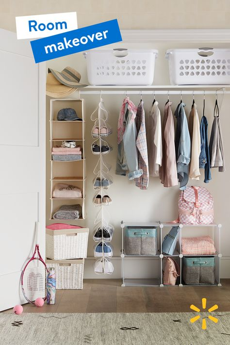 Tidy up your dorm room or your old room with organizers, containers, bedding  more, all with free two-day delivery. Ships in 2 business days. $35 min. Restr. Apply.