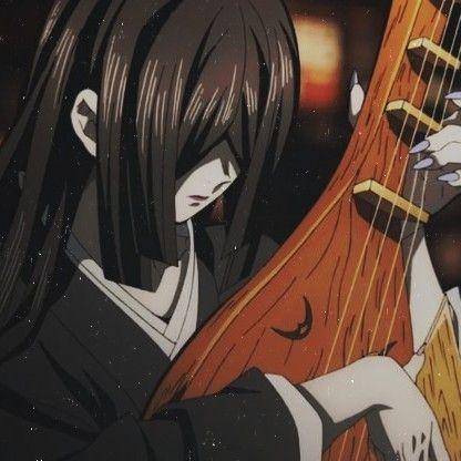 Demon slayer kimetsu no yaiba biwa biwa demon anime
