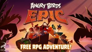 Angry Birds Epic RPG MOD APK+DATA 2.1.26322.4307 Unlimited Money