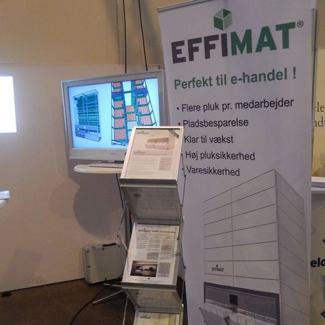 effimatstorage #throwback FDIH eHandels...