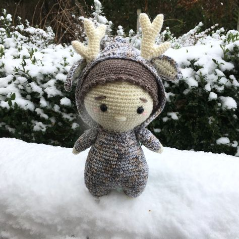 Hain ハイン On Instagram Renly The Fawn Boy Pattern