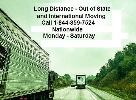 Providing Local Professional Moving Services From Professional Moving  Companies For Long Distance, Out Of State, Cross Country And International  Moves.