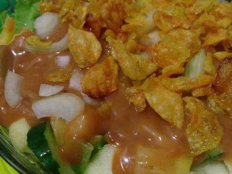 Resep Salad Bangkok Selada Bangkok Oleh Cia Febri Resep Resep Salad Resep Makanan Resep