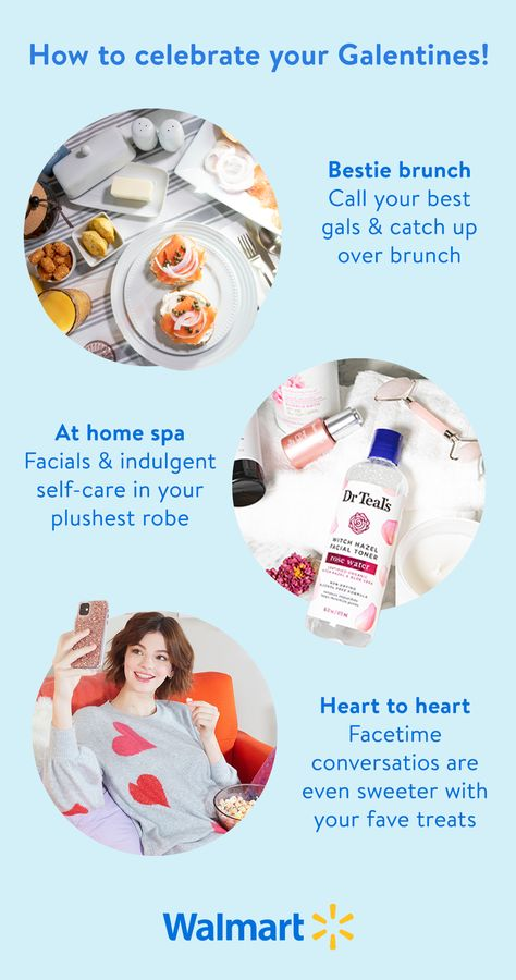 How to celebrate your Galentines!