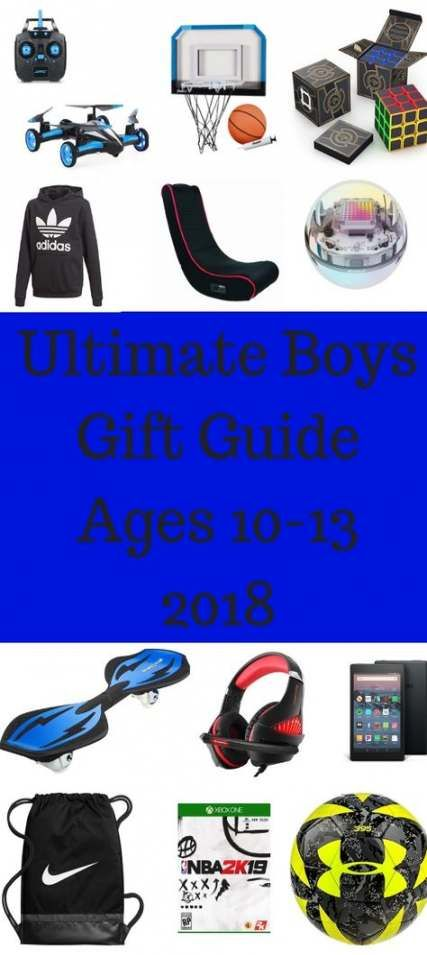63 Ideas Diy Gifts For Boys Age 10 Kids Tween Boy Gifts Christmas Gifts For Boys Birthday Presents For Girls