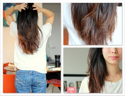 Seriously considering doing this to my hair this weekend.... Feria Wild Ombre by L'Oreal - Our WonderLust - OWL