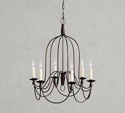 Paige Crystal Chandelier In 2020
