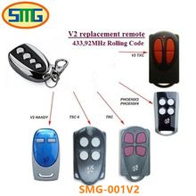 Duplicator V2 433 92mhz Rolling Code Remote Control For Gate