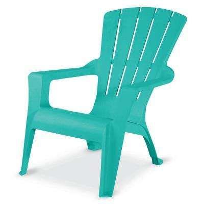 Seaglass Resin Adirondack Chair Plastic Adirondack Chairs Patio