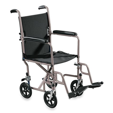 Drive Medical Steel 17 Transport Wheelchair In Silver In 2020 Transport Wheelchair Transport Chair Medical