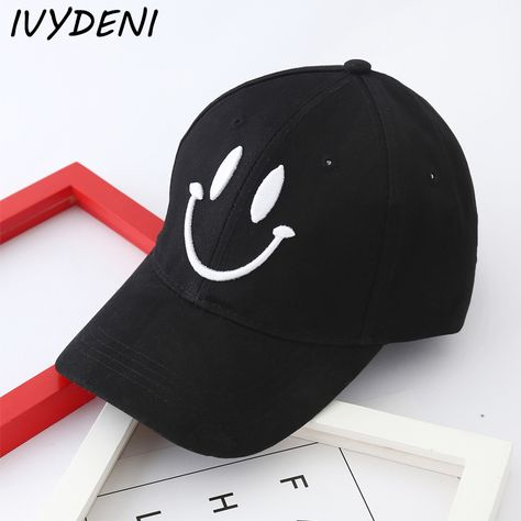 c607fb26701 Funny Big Mouth Cute Smile 2017 Fashion Hat Hip Hop Youth Women Snapback  Cap Men Polo Hats Hockey Biker Hat Cotton Cozy Sun Hats  Affiliate