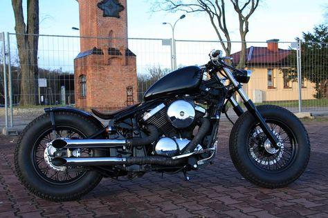 Kawasaki Vn 800 Bobber Poland Blog Moto Bobber Bikes Bobber