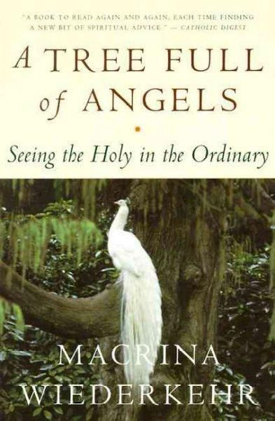 A Tree Full Of Angels Seeing The Holy In The Ordinary Spirituality Books Angel Book Annotation