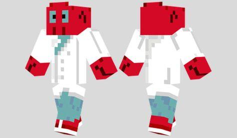 Dr. Zoidberg Skin para Minecraft