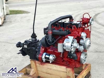 1987 Cummins 4bt 3 9l Diesel Engine For Sale Opa Locka Fl Cpl