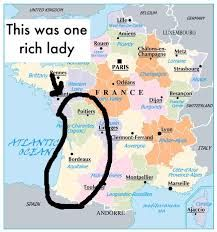 eleanor of aquitaine map Google Search ga