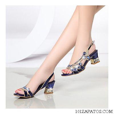 Sandalias De Verano Zandalias De Moda Zapatos De Tacones Zapatos De Moda