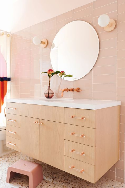 House Reveal: The Girls' Bathroom - Oh Joy!
