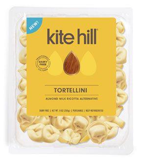 Kite Hill Ricotta Filled Tortellini Vegan Ricotta Pasta Ingredients Tortellini